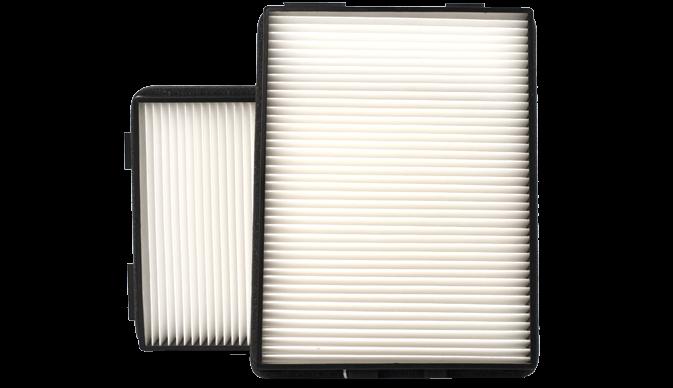 filtros de aire en cabina