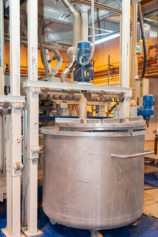 equipos de captación de gases específicos para amoniaco