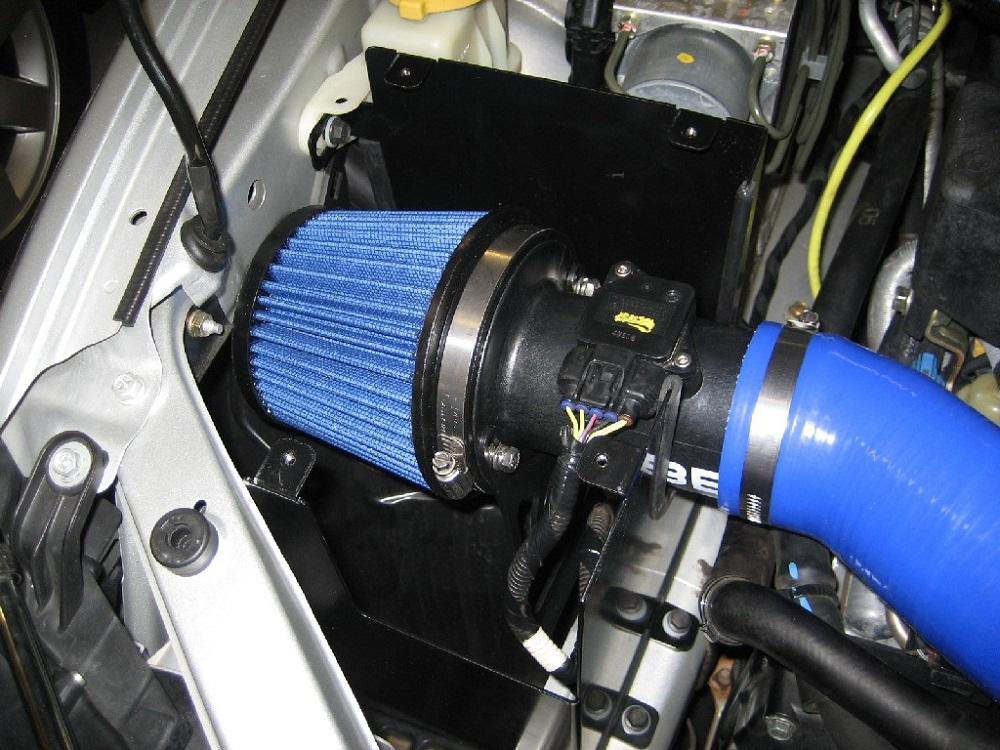 los filtros de aire protegen el motor de las impurezas