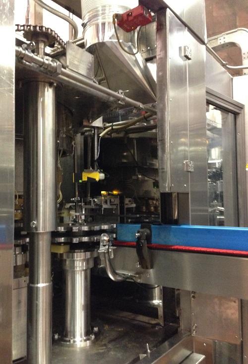 ventilación en industria de bebidas
