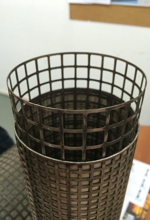 filtro de fuel para grandes caudales