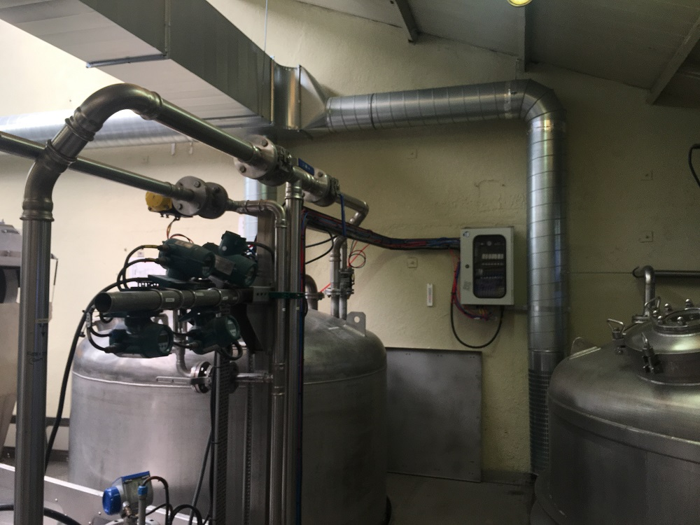 Ventilación en sala por alta temperatura ambiental
